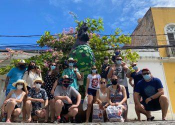 Um grupo de colaboradores e diretores da IXC Soft passou uma semana em Pernambuco, com todas as despesas pagas pela empresa.
